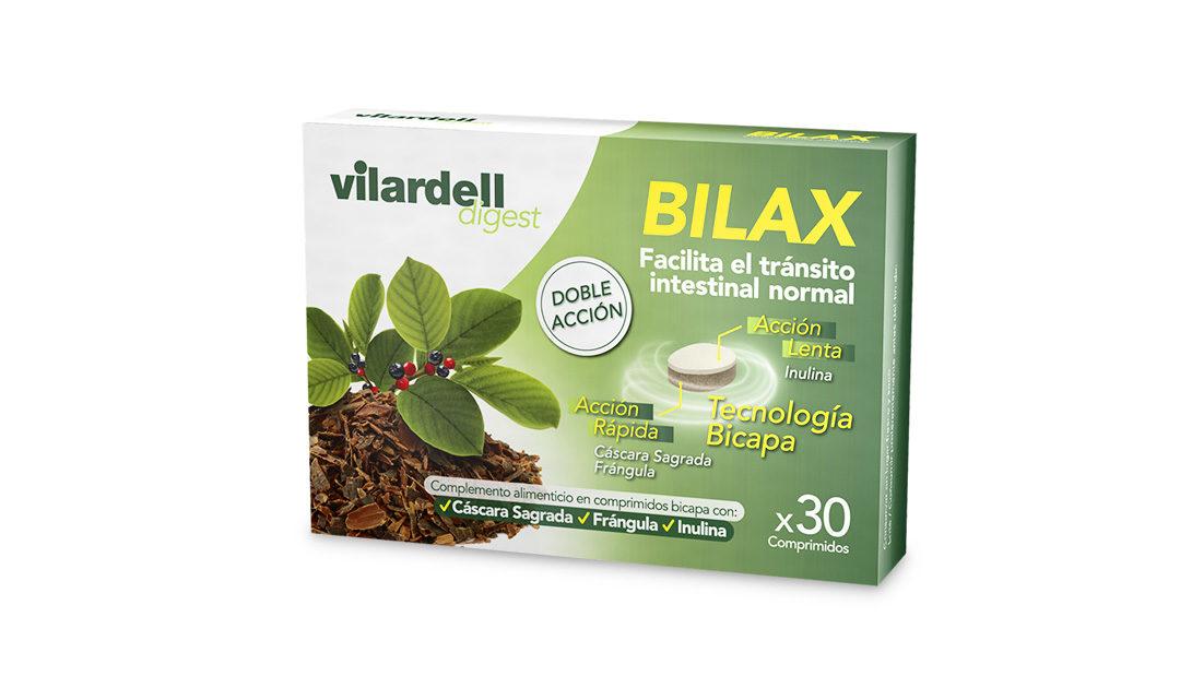 Laboratorios Vilardell lanza Vilardell Digest Bilax