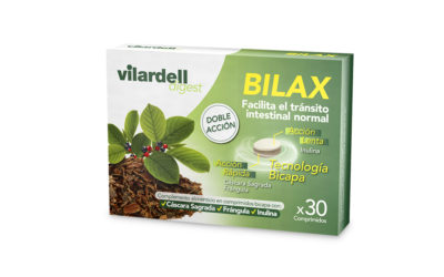 Laboratoris Vilardell presenta Vilardell Digest Bilax