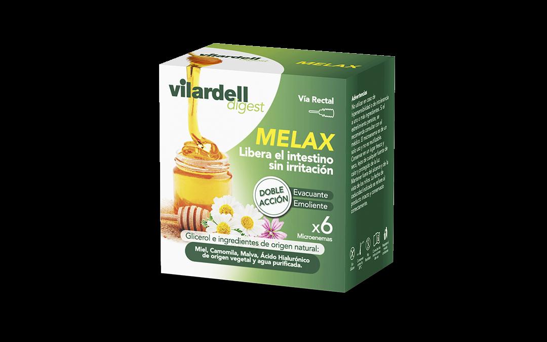 Laboratorios Vilardell lanza Vilardell Digest Melax