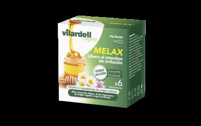 Laboratoris Vilardell presenta Vilardell Digest Melax