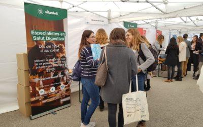 Laboratorios Vilardell asiste a la primera Feria de Empresas de los ámbitos Farmacéutico y Sanitario de la Universitat de Barcelona