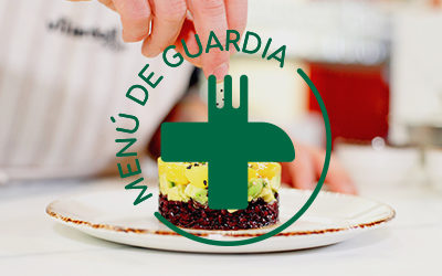 Vilardell Digest fa un homenatge als farmacèutics i distribueix menús per a les farmàcies que estan de guàrdia durant la nit de Nadal