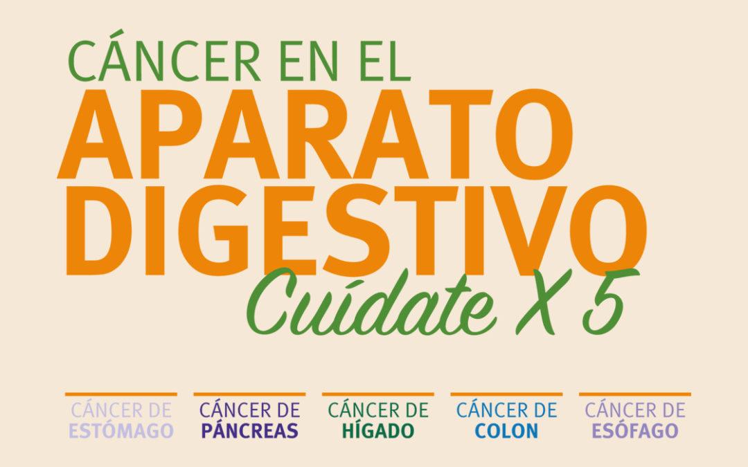 Los tumores digestivos provocan alrededor de 30.000 muertes al año en España